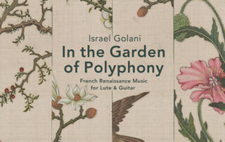 Israel Golani - In the Garden of Polyphony