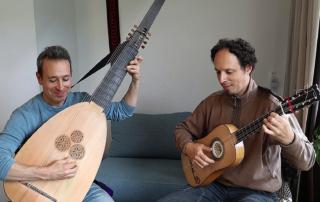 Izhar Elias & ISrael Golani